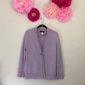 Jones of New York 100% Cashmere Sweater Set